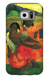 When Will You Marry Galaxy S6 Case by Paul Gauguin