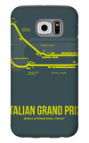 Italian Grand Prix 2 Galaxy S6 Case by  NaxArt