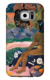 Her Name is Vairaumati Galaxy S6 Case by Paul Gauguin