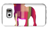 Bulldog Galaxy S6 Case by  NaxArt