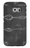 Dinner Spoon Patent Galaxy S6 Edge Case