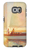 Shimmering Moment Galaxy S6 Edge Case by Brent Lynch