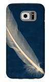Plumes and Quills 1 Galaxy S6 Case by Dan Zamudio