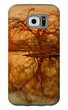Golden Tree Galaxy S6 Case by Philippe Sainte-Laudy