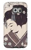 Kyoto Geisha Galaxy S6 Edge Case by Bella Dos Santos