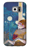 The Concert Cafe (The Song of the Dog) Galaxy S6 Case by Edgar Degas
