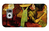 The Fashion Shop Galaxy S6 Case by Edgar Degas