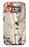 Birch Tapestry Galaxy S6 Edge Case by Melissa Pluch