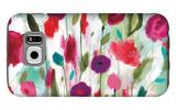 Happy Garden Galaxy S6 Case by Carrie Schmitt