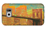 Vibrant City 1 Galaxy S6 Case by Christopher James