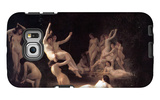 The Nymphaeum Galaxy S6 Edge Case by William Adolphe Bouguereau