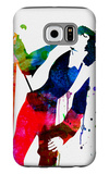 Jim Watercolor Galaxy S6 Case by Lora Feldman