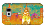 Vibrant City 2 Galaxy S6 Case by Christopher James