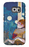 The Concert Cafe (The Song of the Dog) Galaxy S6 Edge Case by Edgar Degas