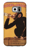 Italy - Anisetta Evangelisti Liquore da Dessert Promotional Poster Galaxy S6 Case by  Lantern Press