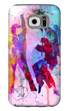 Pulp Watercolor Galaxy S6 Case by Anna Malkin