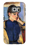 Madeleine Bernard Galaxy S6 Edge Case by Paul Gauguin