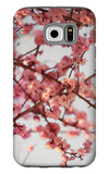 Cherry Blossoms I Galaxy S6 Case by Susan Bryant