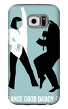 Dance Good Poster 1 Galaxy S6 Case by Anna Malkin