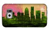 Louisville City Skyline Galaxy S6 Case by  NaxArt