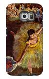 End of the Arabesque Galaxy S6 Edge Case by Edgar Degas
