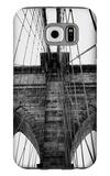 Brooklyn Bridge II Galaxy S6 Case by Nicholas Biscardi