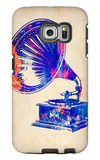 Gramophone 2 Galaxy S6 Edge Case by  NaxArt