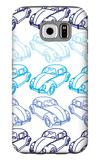 Blue Bug Galaxy S6 Case by  Avalisa