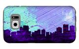 Anchorage City Skyline Galaxy S6 Case by  NaxArt