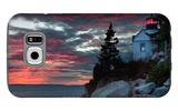 Sunset at Bass Harbor Galaxy S6 Case by Vincent James