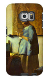 The Letter Reader Galaxy S6 Edge Case by Jan Vermeer