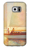 Shimmering Moment Galaxy S6 Case by Brent Lynch