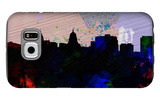 Madison City Skyline Galaxy S6 Case by  NaxArt
