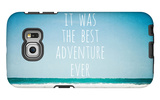 It Was the Best Adventure Ever Galaxy S6 Edge Case by Susannah Tucker