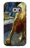 The Tub Galaxy S6 Edge Case by Edgar Degas