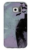 Batman Watercolor Galaxy S6 Case by Anna Malkin