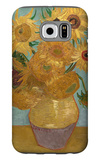Sunflowers, c.1889 Galaxy S6 Case by Vincent van Gogh