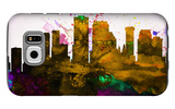 New Orleans City Skyline Galaxy S6 Case by  NaxArt