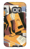 The Guitar 1918 Galaxy S6 Edge Case by Juan Gris