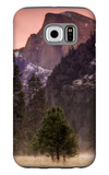 Morning Mist and Half Dome Galaxy S6 Case by Vincent James