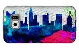 Columbus City Skyline Galaxy S6 Case by  NaxArt