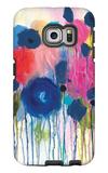 Memory of Flowers Galaxy S6 Edge Case by Carrie Schmitt