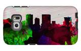 El Paseo City Skyline Galaxy S6 Edge Case by  NaxArt