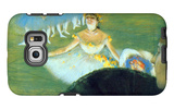 Dancer with a Bouquet Galaxy S6 Edge Case by Edgar Degas