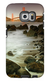 Baker Beach and the Golden Gate Bridge Galaxy S6 Edge Case by Vincent James