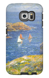 Calm Seas Galaxy S6 Edge Case by Henry Moret