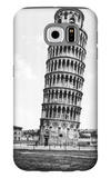 The Leaning Tower of Pisa Photograph - Pisa, Italy Galaxy S6 Case by  Lantern Press