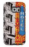 Urban Collage Hotel Galaxy S6 Edge Case by Deanna Fainelli