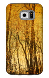 Tree Reflections Galaxy S6 Case by Irene Suchocki
