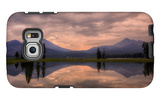Pre Dawn in the Central Cascades Galaxy S6 Edge Case by Vincent James